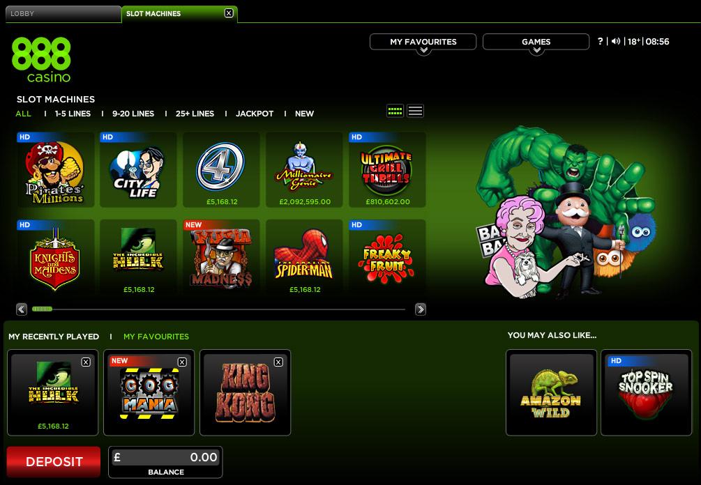 888 poker 1000 casino mix up