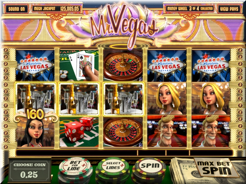 Intercasino Slots Screenshot