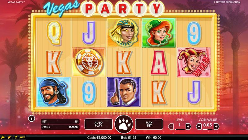 Leo Vegas Slots Screenshot