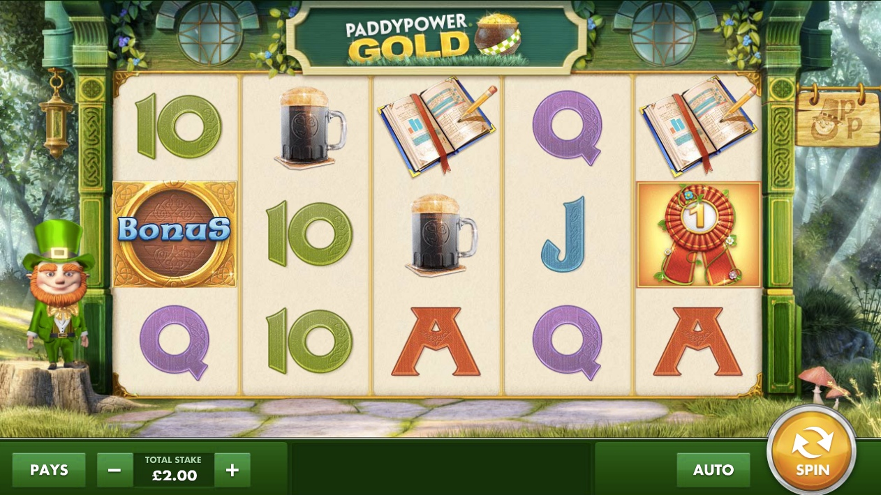 Paddy casino slots gambling essay