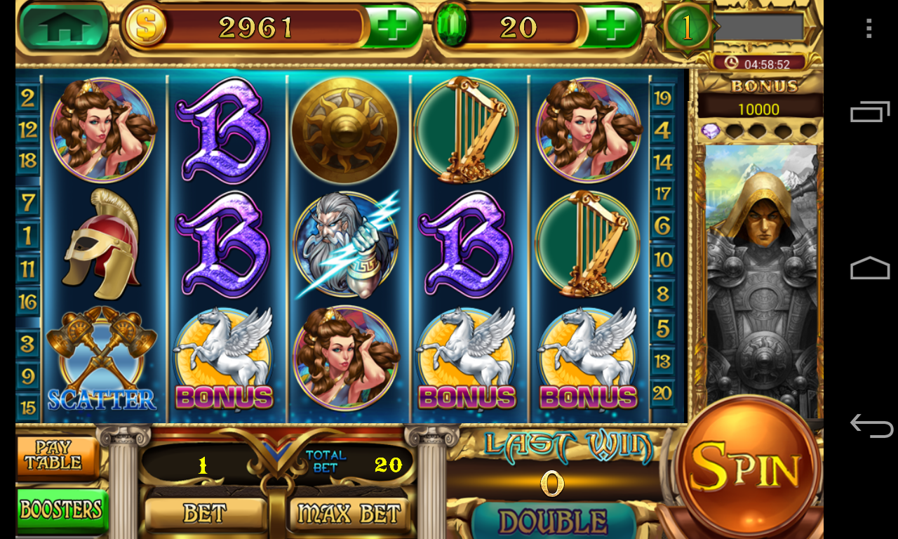 Titan Casino Slots Screenshots